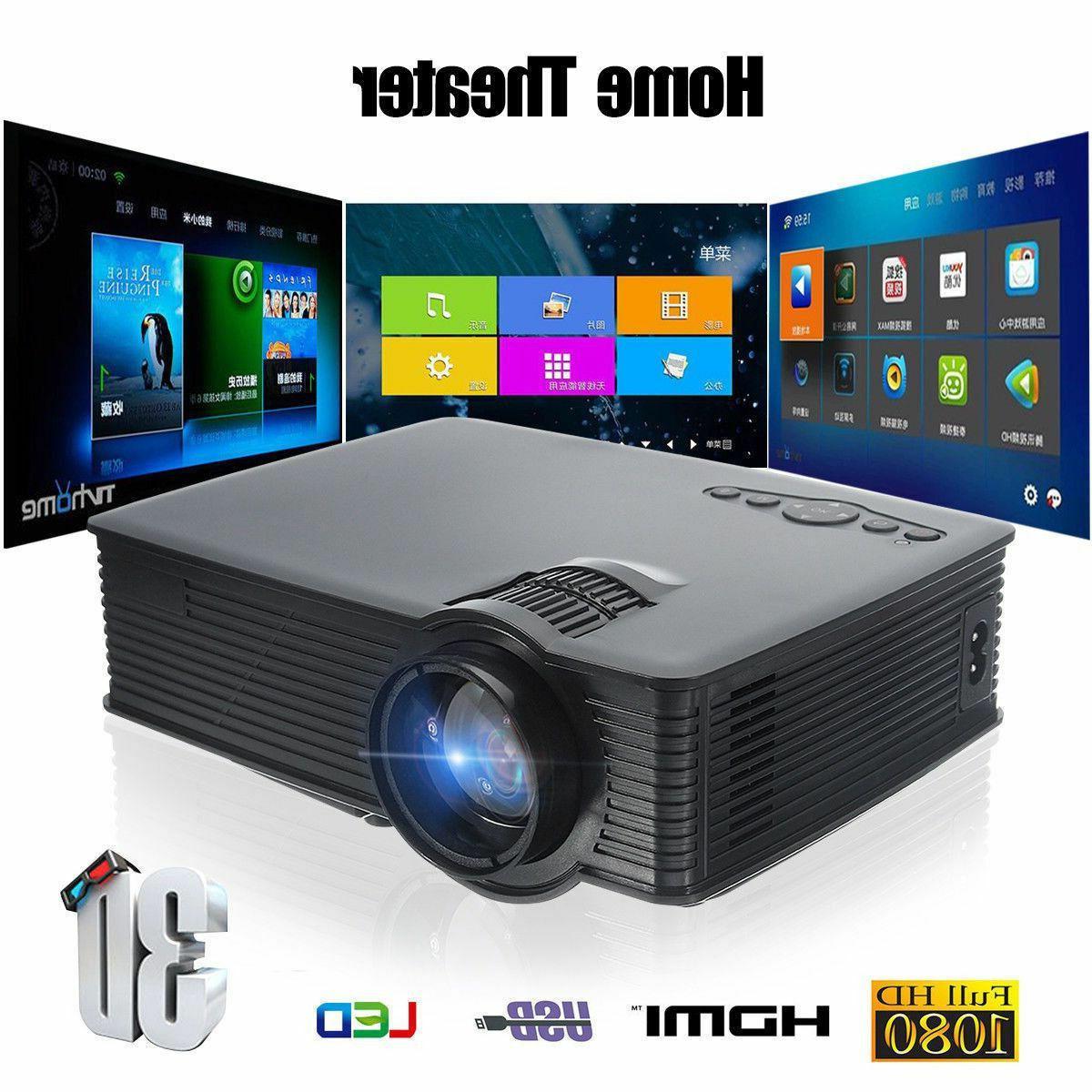 multimedia 5000 lumens hd bluetooth 3d 4k