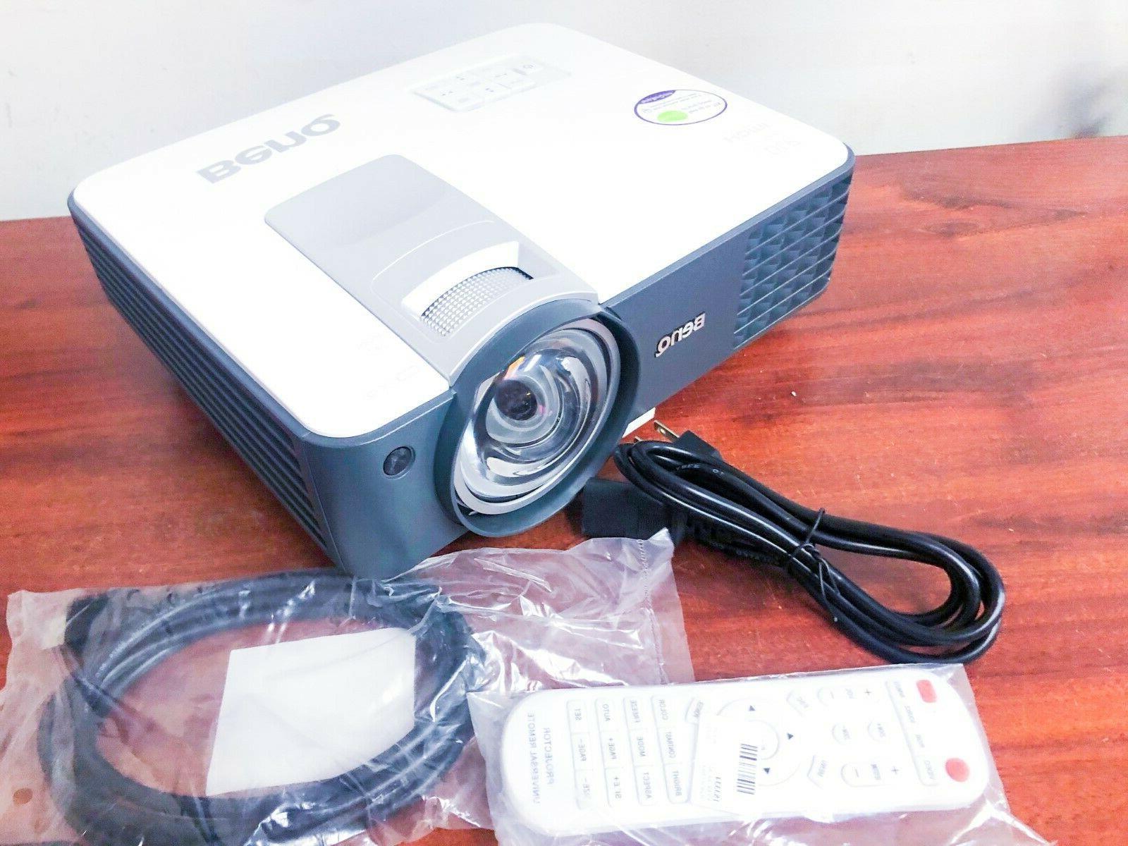 BenQ 1080p/60 Short-Throw HDMI 3000