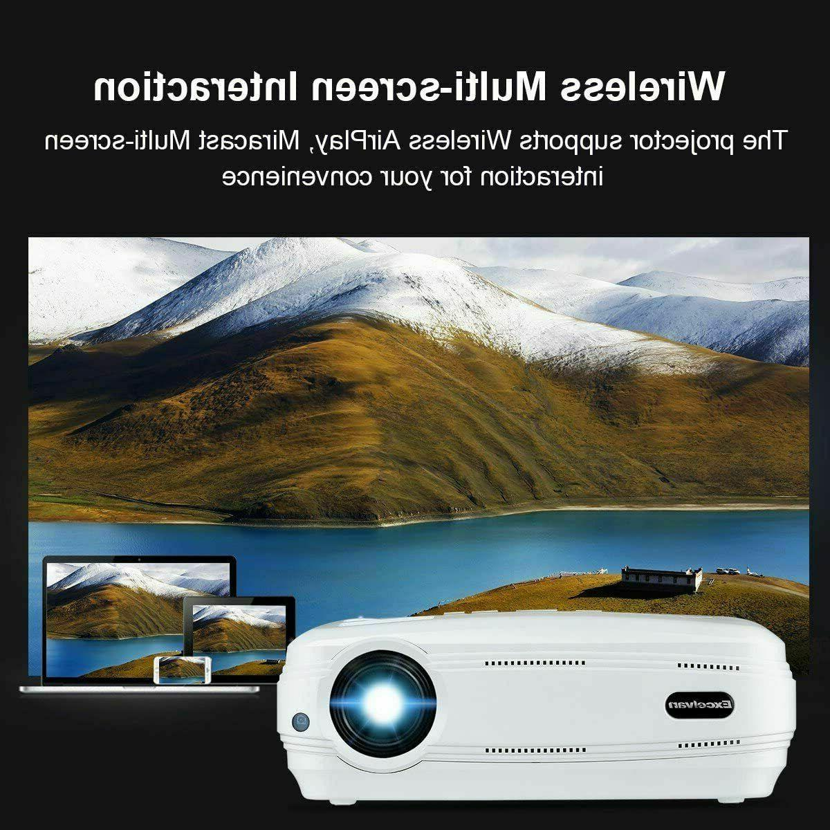 New Lumens Full Projector Home Theater