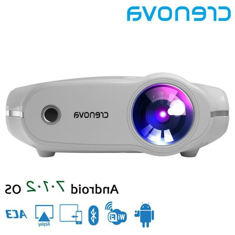 For Full 4K*2K Video Projector Android Os