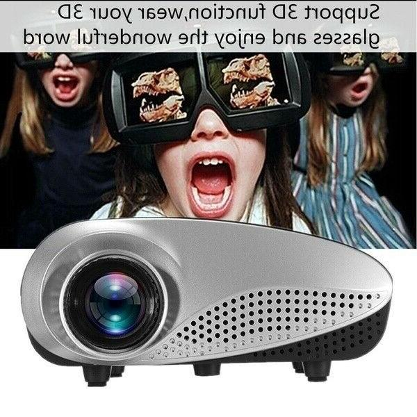 1080P Multimedia LED USB
