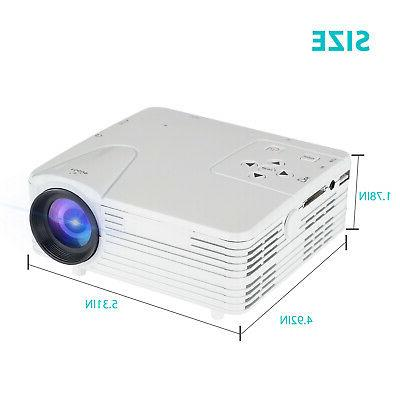 Full LED Portable Multimedia Home Theater