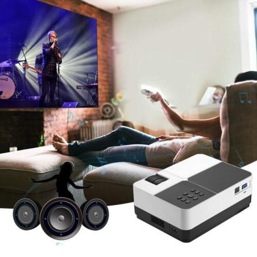 Portable LED Theater Video