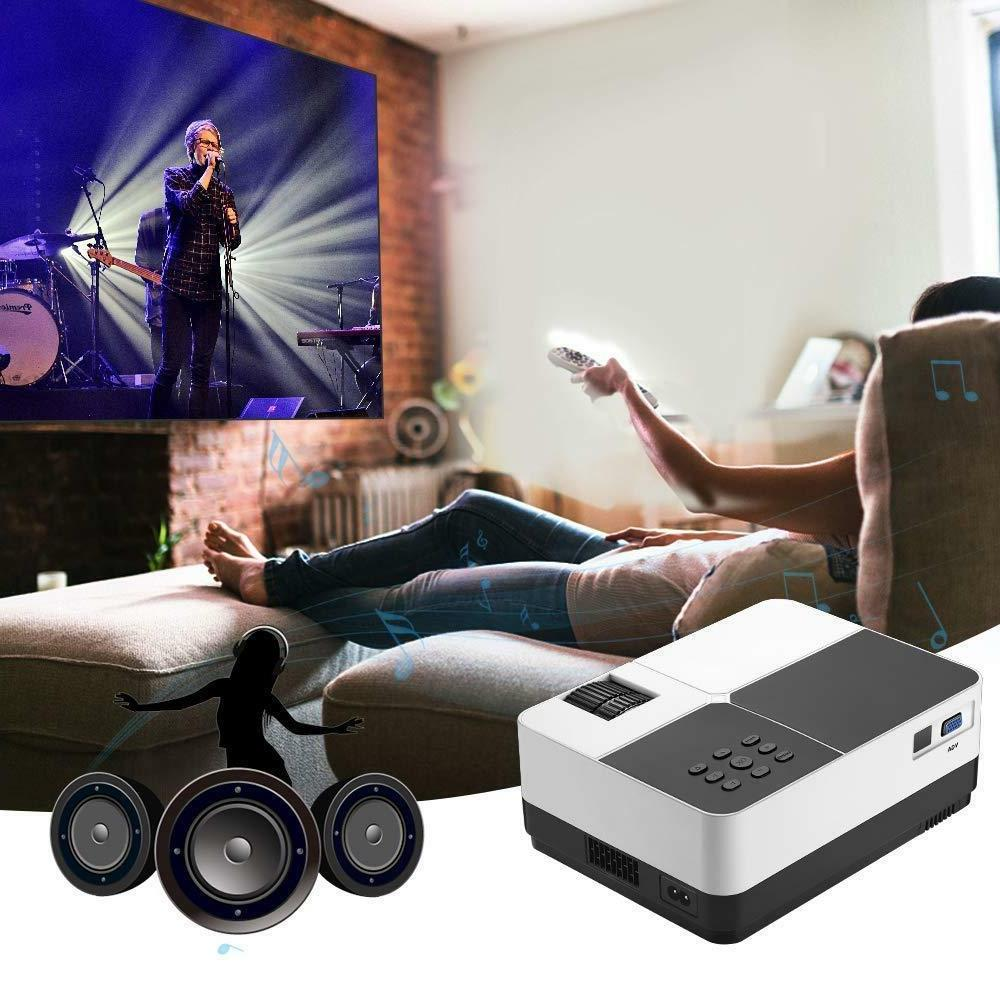 Portable Video Home Theater 2500
