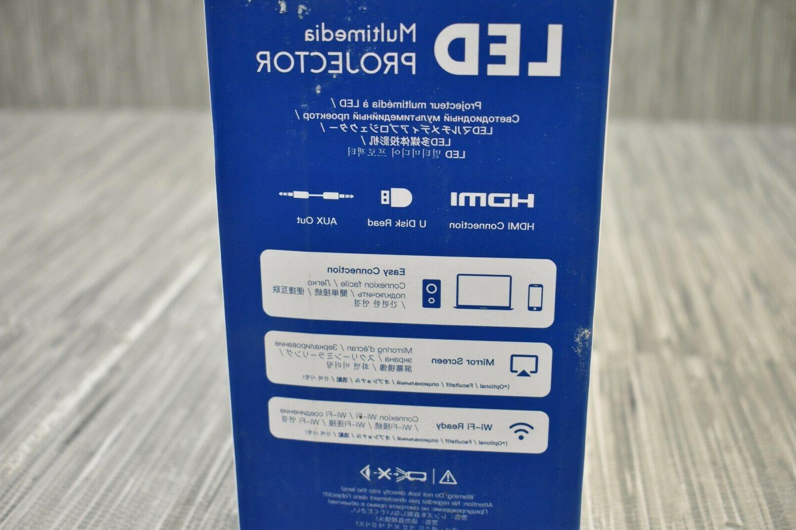 Portable Mini 1080P High Definition Multimedia