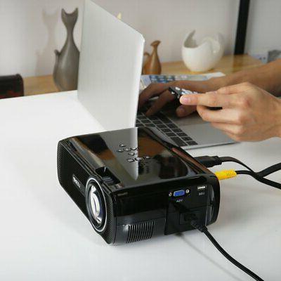 Mini Smart Home FHD 3D VGA Video USA