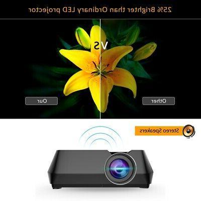 Portable Movie Game HDMI USB