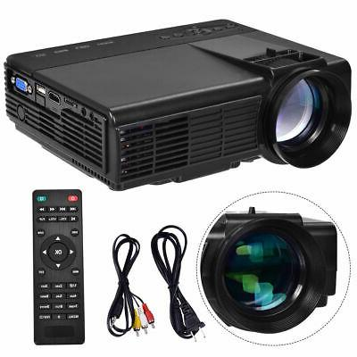 portable mini projector hd 1080p home theater