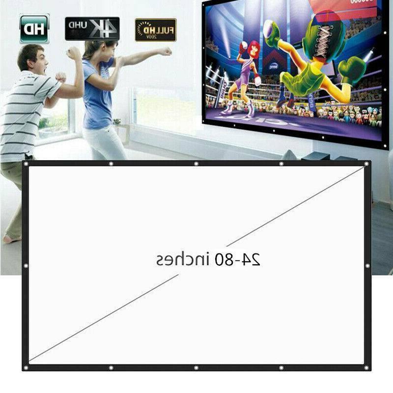 Portable Mini 3D LED Home Theater 1080P