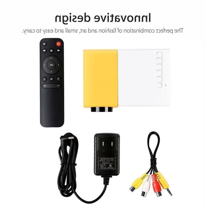 Portable projectors LED projector