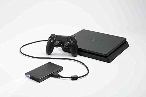 Sony Portable Pico , DLP, Short-Throw, 120 Screen, 5000mAh Battery, Speaker, WVGA 480