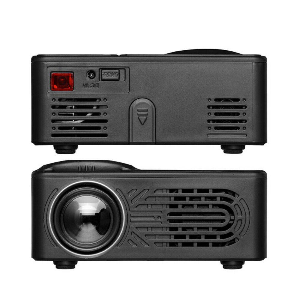 Full LCD Projector Home Cinema Multimedia For