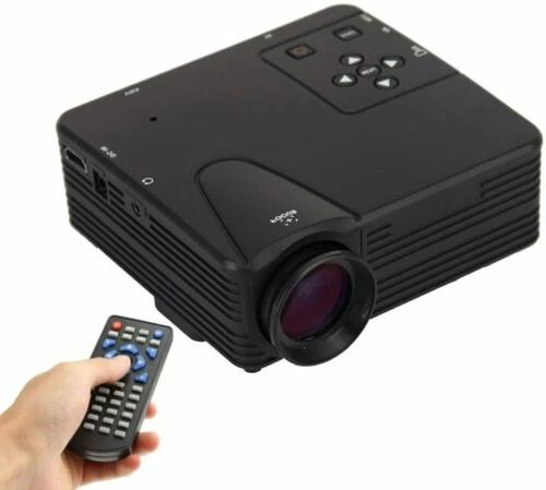 Portable 1080P Mini USB HDMI US