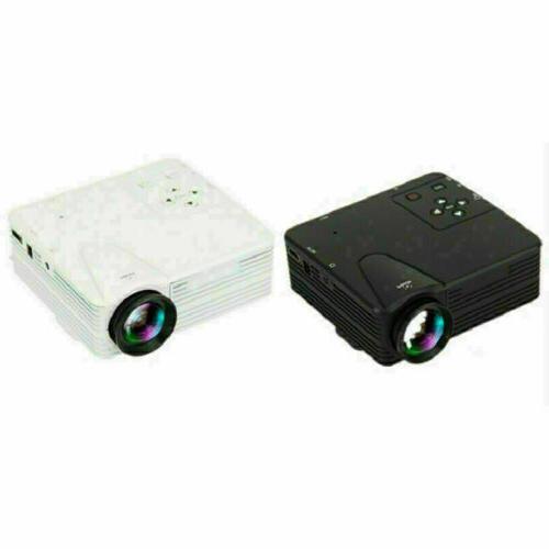 Portable Projector 1080P USB HDMI TV US