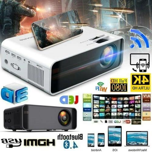 projector 23000 lumens 1080p 3d led 4k