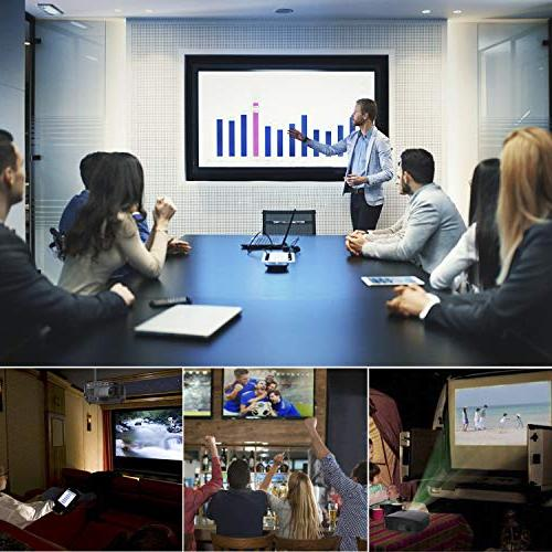 Video Full Office Projector Presentation Home PPT