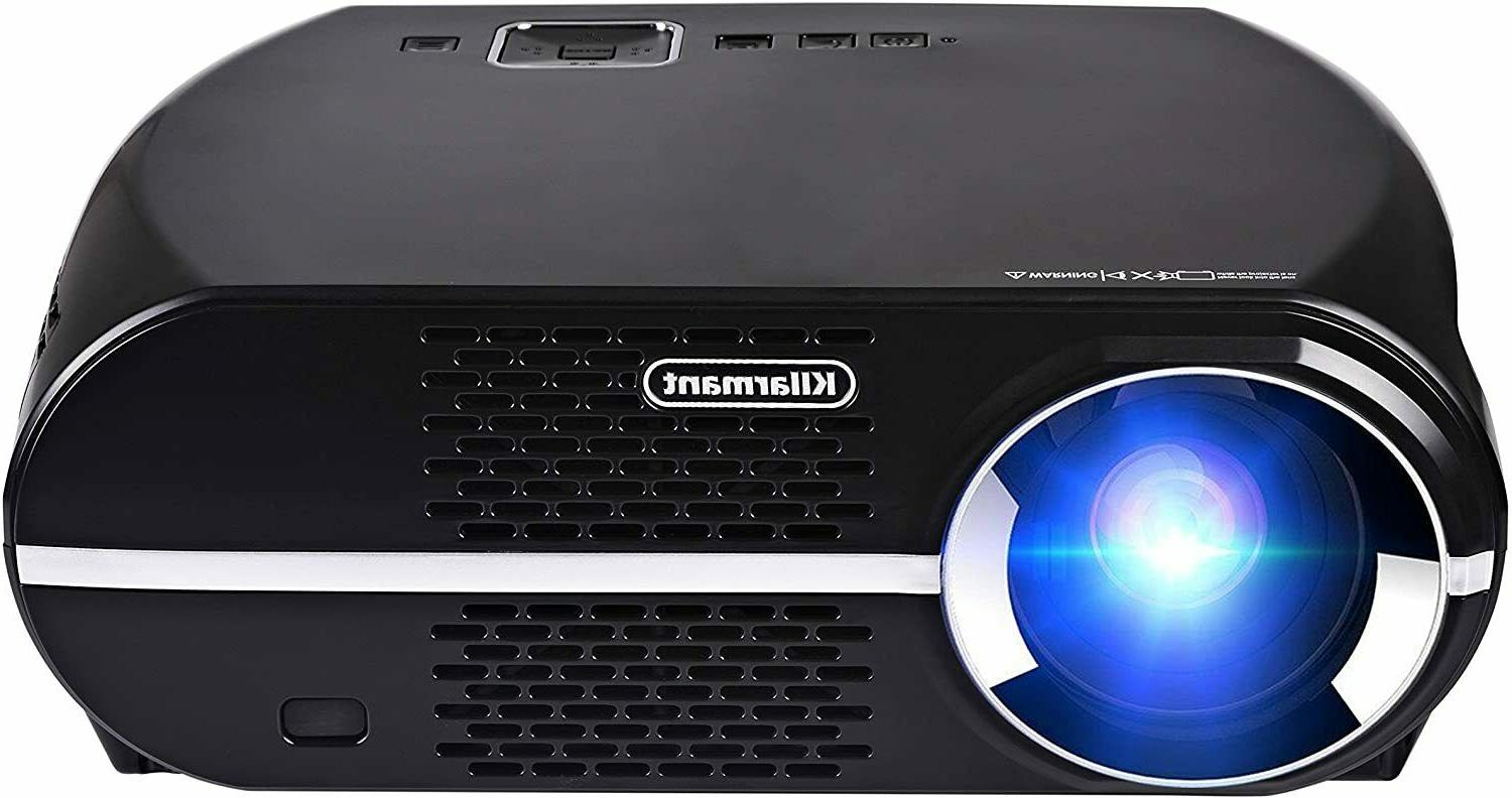 projector lcd video projector 1080p full hd