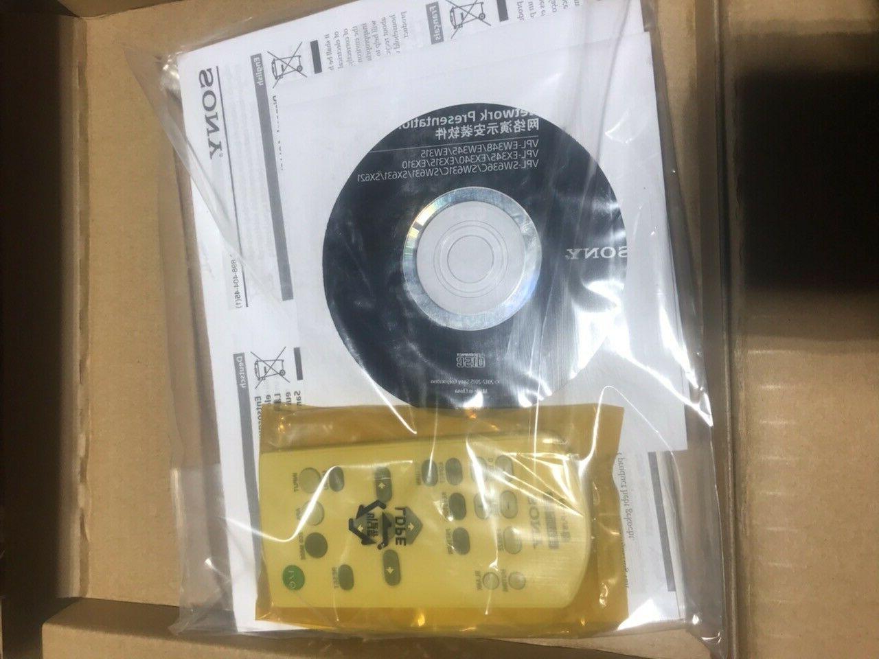 Sony Lumens Box w/Ceiling