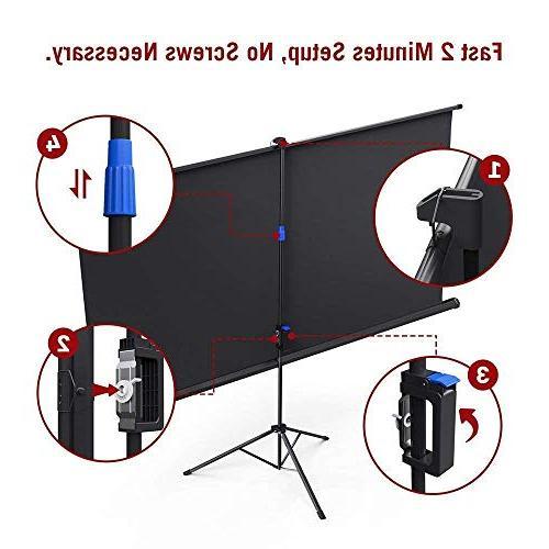 TaoTronics Indoor Outdoor Screen Inch Premium Design