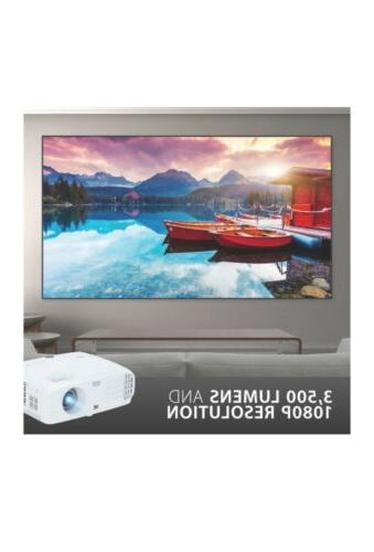DLP Projector - White