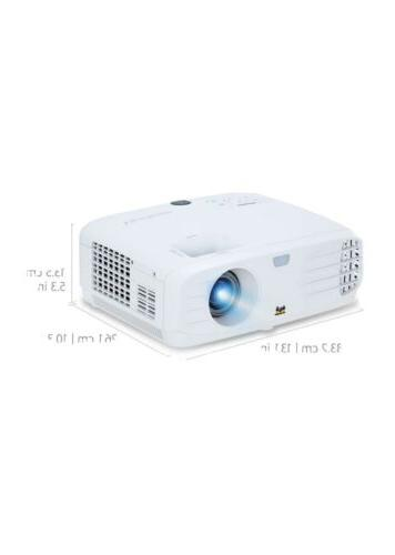 px700hd 1080p dlp projector white