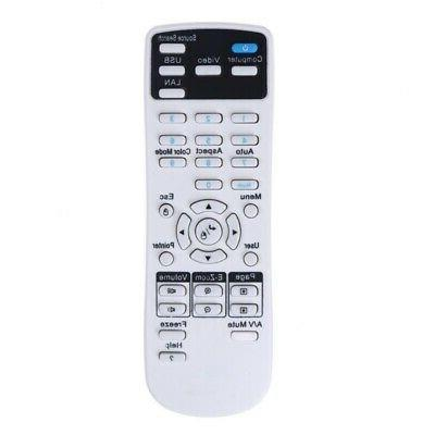 Universal Replacement Remote Control Fit For Epson V11H566020 V11H476020 151506800 3LCD Projector