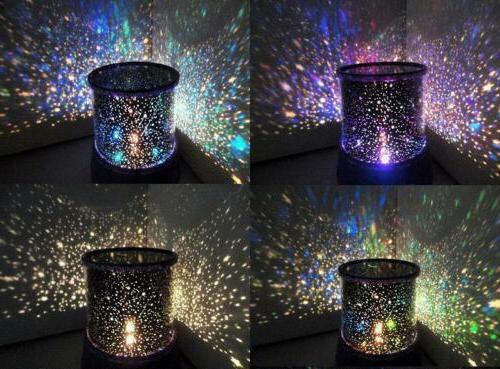 Romantic Starry Sky Lamp Star Light Gift