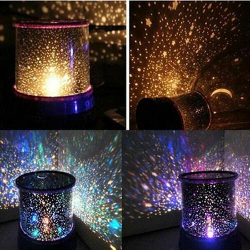 Romantic Sky Projector Light Gift