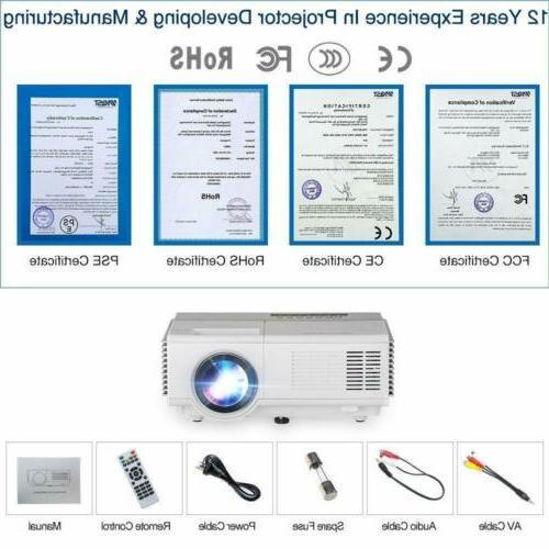 Smart HD Wifi Theater HDMI