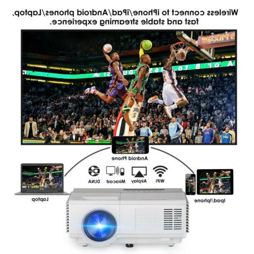 Smart HD Wifi Bluetooth Video Home Theater