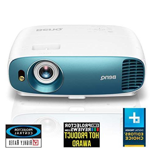 BenQ TK800 HDR Home 8.3