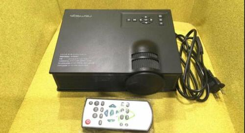 upgraded mini projector pico portable