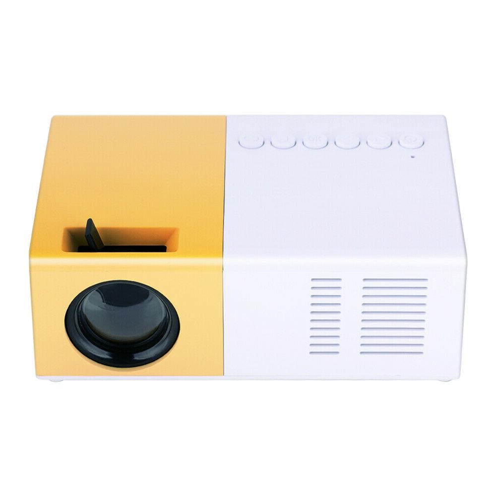 US Portable Projector 1080P Cinema Theater