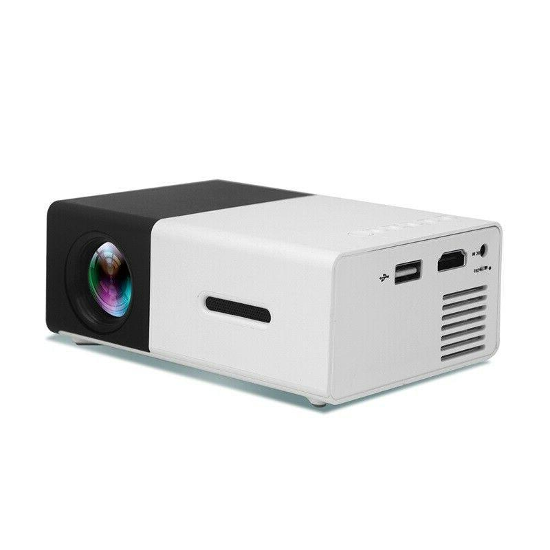 USB Mini Portable HD Projector