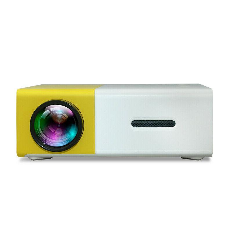 USB HDMI Mini Projector Cinema