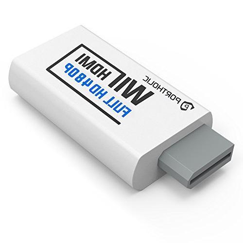 wii hdmi converter wii2hdmi device
