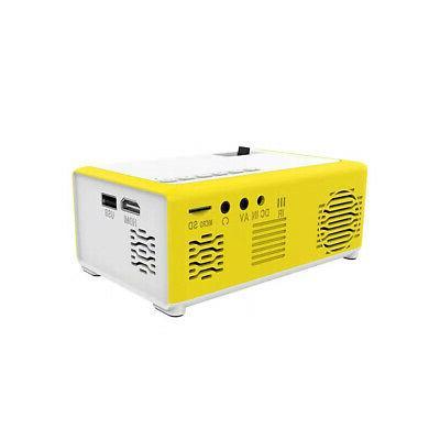 YG-300 1080P Cinema USB Portable Full LED