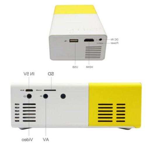 Cinema SD LED Projector