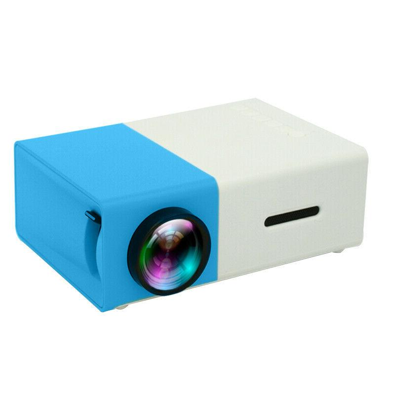 YG300 1080P Home Cinema Theater USB HDMI AV SD Mini Portable