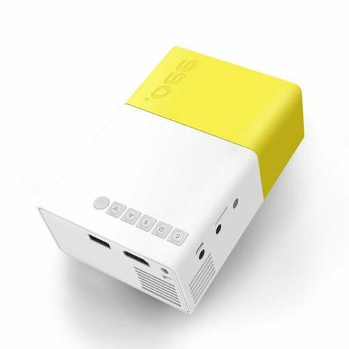 YG300 Mini LED Full HD 1080P USB