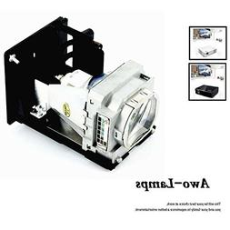 AWO Original Projector Lamp Bulb VLT-HC5000LP with Generic H