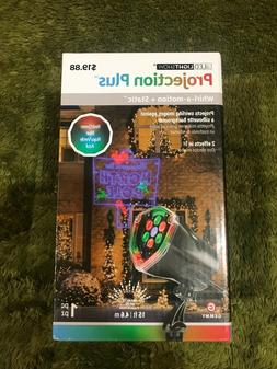LED Holiday  Projector Projection Plus  North Pole **NEW IN