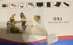 led mini projector home cinema hd 1080p