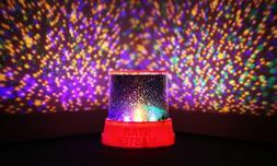 LED Star light Starry Night Sky Projector Lamp Cosmos Master