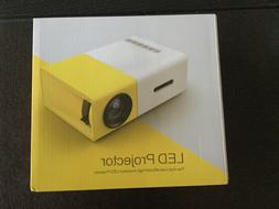 - Artlii LED Video Projector, cost efficient high resolution