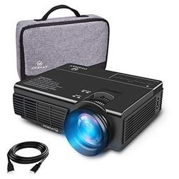 VANKYO Leisure 3  LED Portable Projector with Carrying Bag,