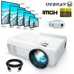 VANKYO Leisure 430 LED Smart Projector Video HD 1080P Home T