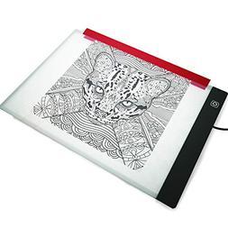 Illuminati Light Box for Drawing and Tracing ~ Super Bright