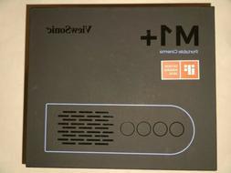 ViewSonic M1+ WVGA Portable Smart Wi-Fi LED Projector
