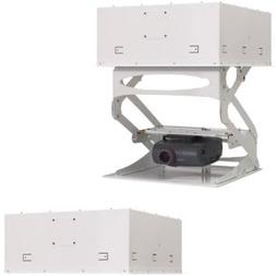 Smart-Lift Automated Projector Mount for Fixed Ceiling